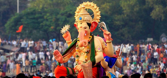 Ganesh Chaturthi in USA - Ganpati Puja in America
